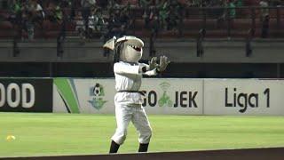 Download Video Semua Bonek jadi Tertawa.!!! Maskot Zoro Sableng lengkap dengan Kapak 212,Persebaya vs Mitra Kukar MP3 3GP MP4