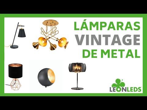✅ Lámparas de Metal Vintage · Nueva Colección - León Leds Iluminaciónиз YouTube · Длительность: 2 мин36 с