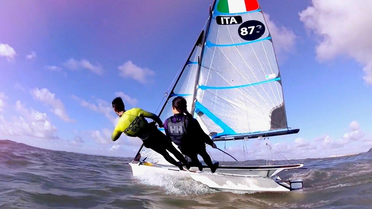 29er Sailing- GoPro - YouTube