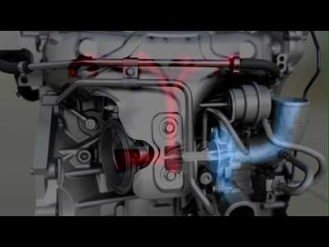 Фото к видео: Ford EcoBoost Engine