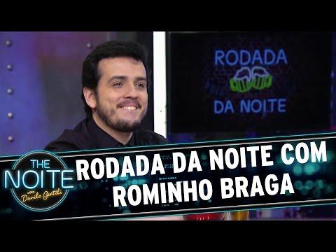 The Noite (05/11/15) - Rodada Da Noite Com Luiz França, Leonardo Ferreira E Rominho Braga