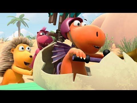 Смотреть мультфильм кокоша маленький дракон онлайн