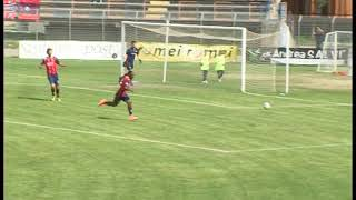 Serie D Aquila Montevarchi-Bastia 1-0