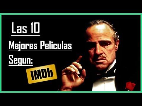 Las 10 Mejores Películas Según IMDB