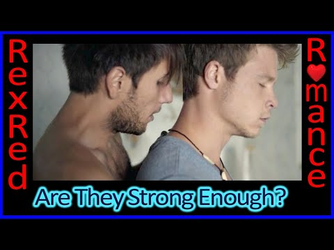 Land Of Storms Strong Enough RexRed (gay Romance)