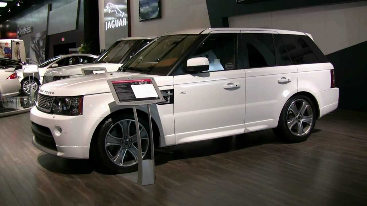 2012 range rover supercharged autobiography edition. Black Bedroom Furniture Sets. Home Design Ideas