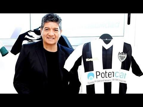 """Miguel Ángel Benavídez: """"Esto del césped es un ascenso para Cipolletti"""""""