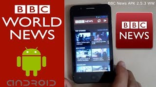 BBC World News (Service Unavailable) workaround fix - BBC News Version 2.5.3