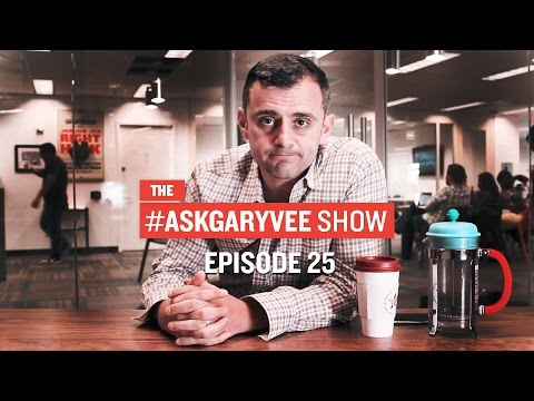 #AskGaryVee Episode 25: How to Stop Your Industry from Getting Stale