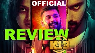 K13 Movie ReviewK13 Movie Review