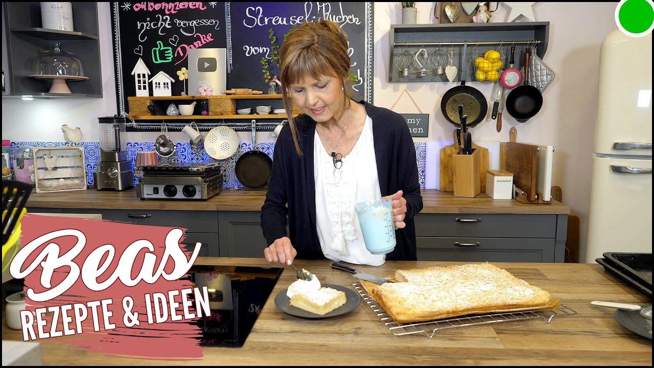 Streuselkuchen vom Blech | Rezept ohne Hefe