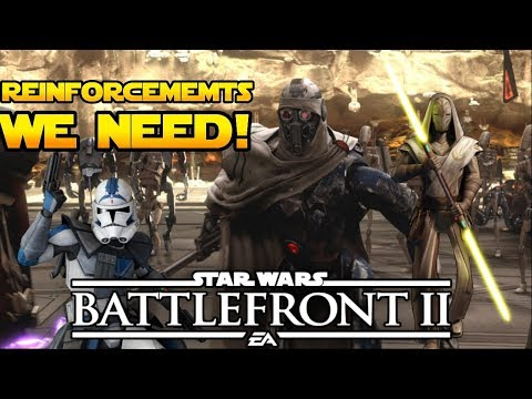 Top 5 Reinforcements we NEED - Star Wars Battlefront 2 thumbnail