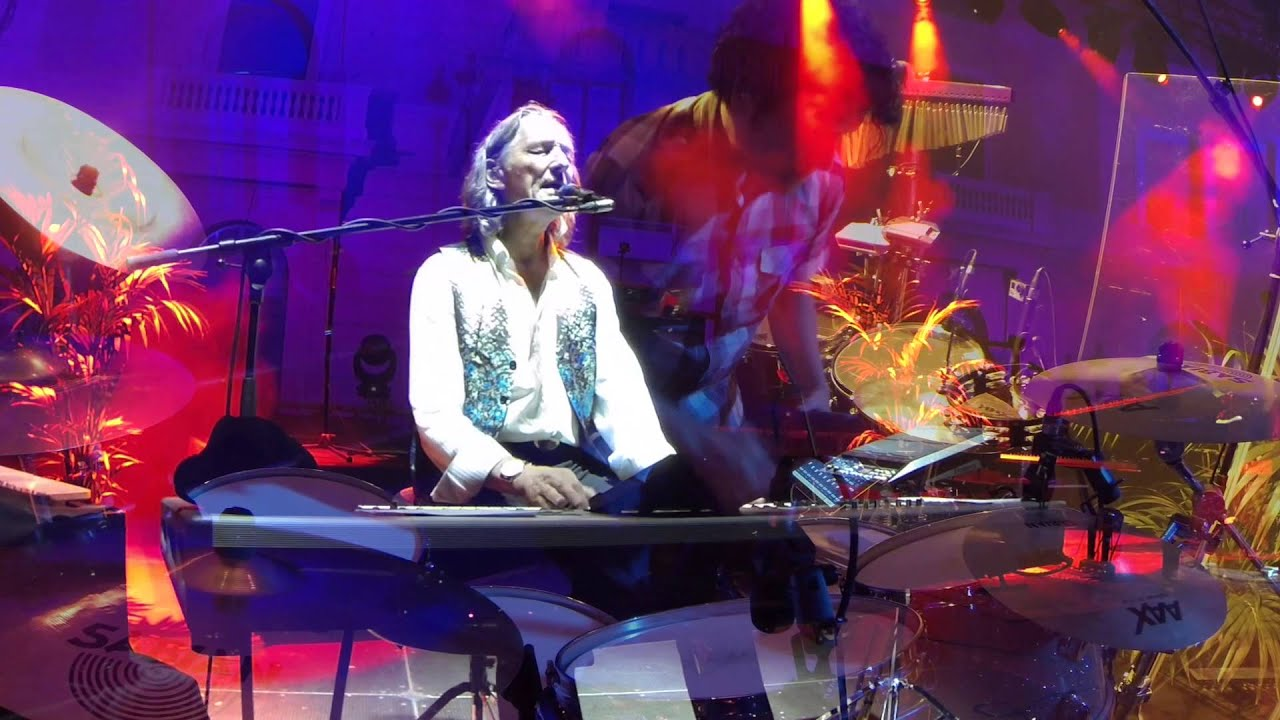 Roger Hodgson (Supertramp) - Death and a Zoo from Open the Door