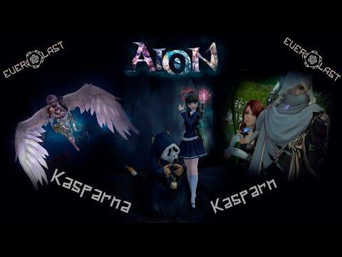 видео: [aion] ОБЗОР | Геймплей | |Играем вместе | 2015 | Создание персонажа