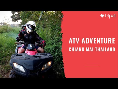 ATV Adventure Chiang Mai