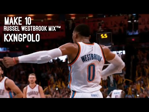 Russel Westbrook MIX