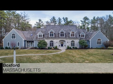 Video of 8 Stanton Circle | Boxford, Massachusetts real estate & homes
