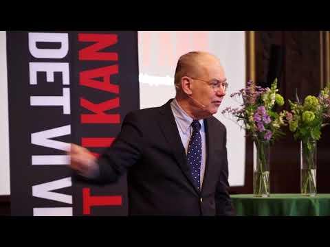 John Mearsheimer: Vil et styrket Kina true verdensfreden?