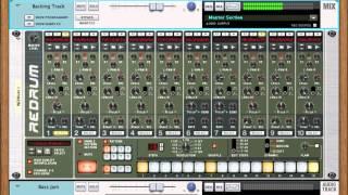Drum Machine 101 with Redrum - Micro Tutorial
