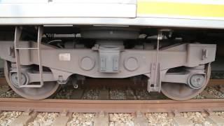 【電車床下音シリーズ】相鉄10000系 ブレーキ緩解&VVVF音