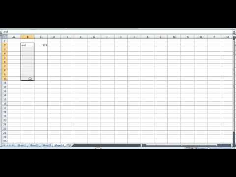 How To Shade Cells In Excel