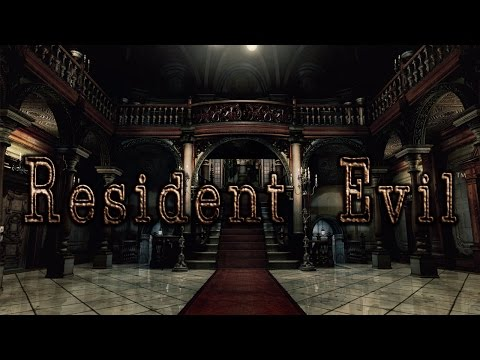 Live PS4-Resident Evil 1 HD Remaster gameplay Jill Valentine