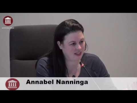 Annabel Nanninga (FvD) stelt Groen Links 'logica' aan de kaak