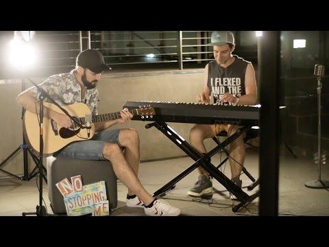 Ed Sheeran - Shape of you - Open Air Improvisation - Guitar & Piano