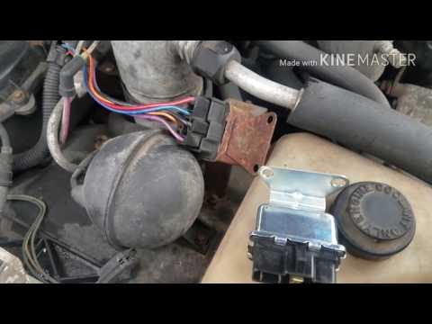 4 Door Cutlass Blower Motor Fix 1/17
