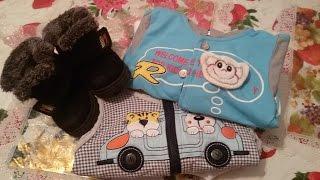 Детские костюмы для мальчика и зимний ботиночки с Алиэкспресс.)))(, 2014-11-25T18:51:38.000Z)
