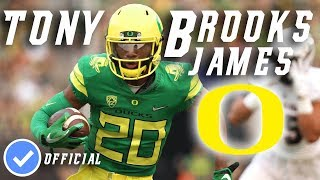 Tony Brooks-James || #IDGT || Official Oregon RB Highlightsᴴᴰ