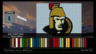 MLB the Show Logo FF: Ottawa Senators