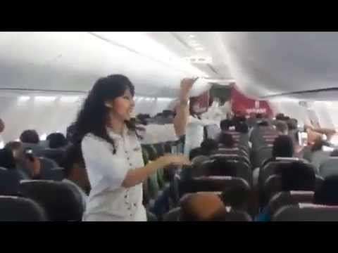 Indian Airline Funny Video