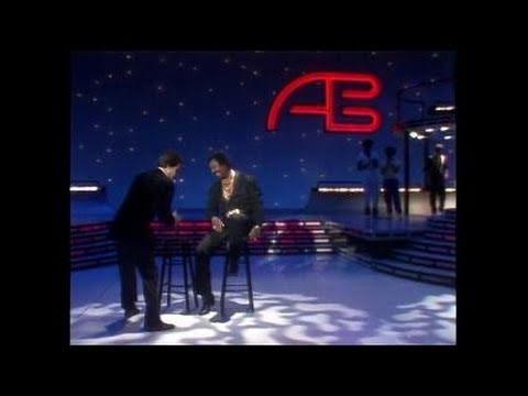 Dick Clark Interviews Tyrone Davis - American Bandstand 1983