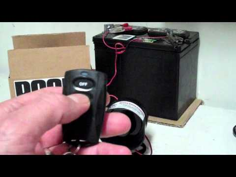 Boom Blasters Wireless Car Horn Installation Instructions