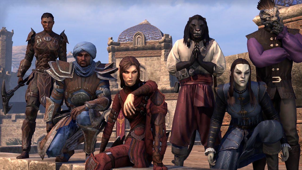 The Elder Scrolls Online Update 1 12 on PS4 Today Is 11GB