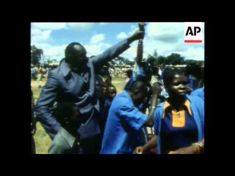 Uganda - The Downfall Of Idi Amin (A)