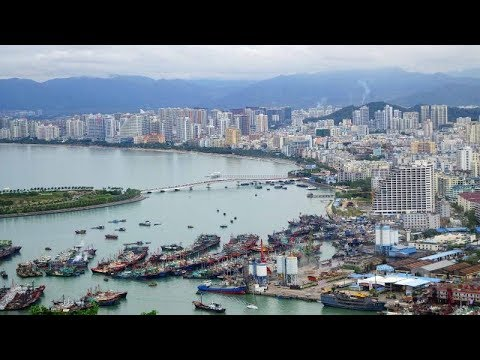 Chinese President Xi Jinping calls for building of beautiful Hainan