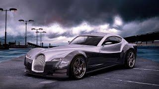 Morgan Car New Top!!!