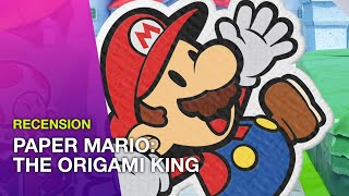 Spelkväll recenserar PAPER MARIO: THE ORIGAMI KING