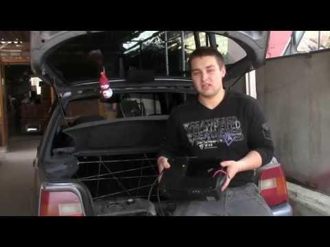 Простой инвертор 220в + Буфер в авто своими руками   Доработки ЗАЗ Славута