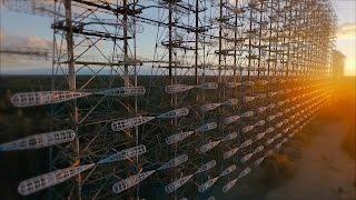 Чернобыль. Уникальные кадры  зоны отчуждения(Смотрите во вторник, 26 апреля, в 23:30 на канале