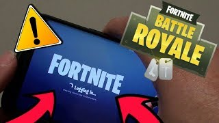 Fuite!! FORTNITE'S HACKED ACCOUNT LIST!