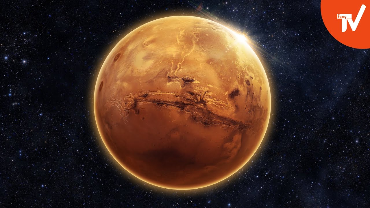 10 Interesting Facts about Mars - YouTube