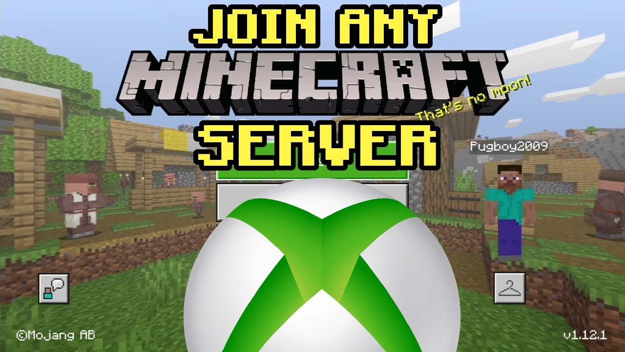 How to join any Minecraft: Bedrock server IP/address on Xbox One