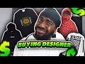 $7000 DESIGNER CLOTHES SHOPPING SPREE!!