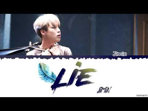 BTS Jimin (방탄소년단 지민) - 'Lie' Lyrics #HAPPYJIMINDAY