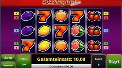 Sizzling Hot Mega Win 5000€
