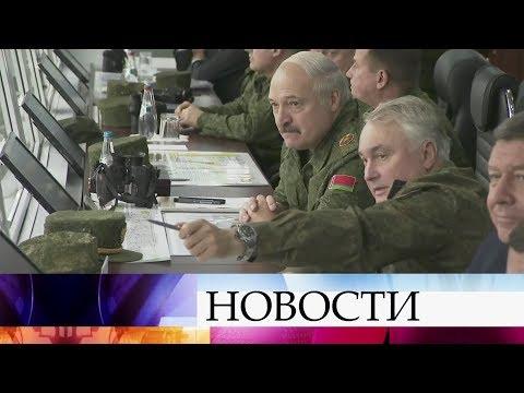 Финал масштабных российско-белорусских