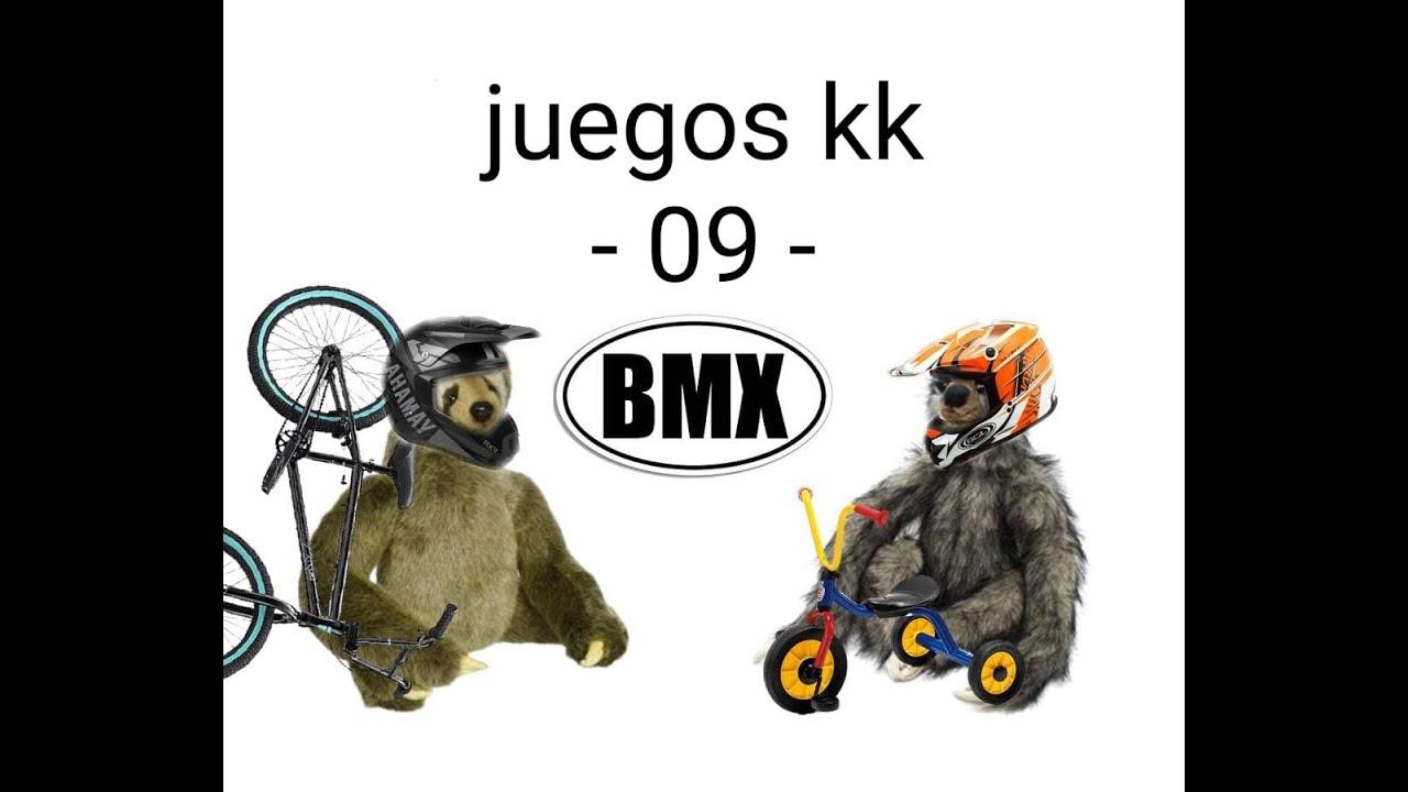 juegos kk - 09 - BMX extremo